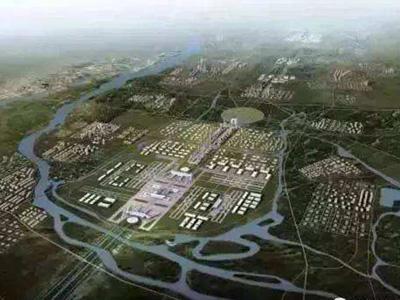 北京新机场(廊坊区域)回迁安置区项目临时道路