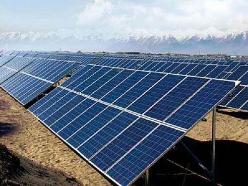 北控中信蔚县200兆瓦光伏发电项目(一期50兆瓦)水土保持监测、验收