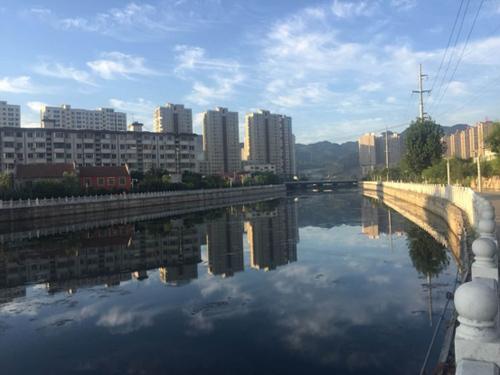 承德市兴隆县城乡给排水工程PPP项目可研评审