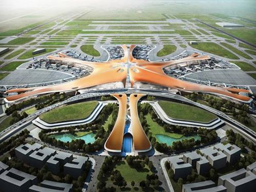 北京新机场回迁安置区项目