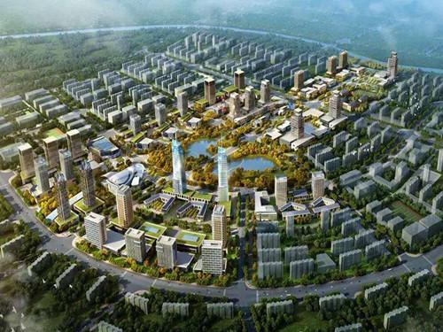 廊坊•龙河中心项目