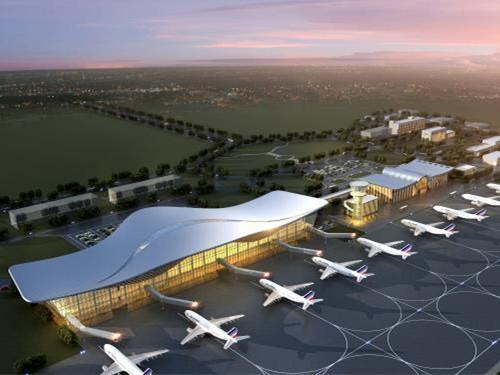 张家口宁远机场改扩建工程节能评审