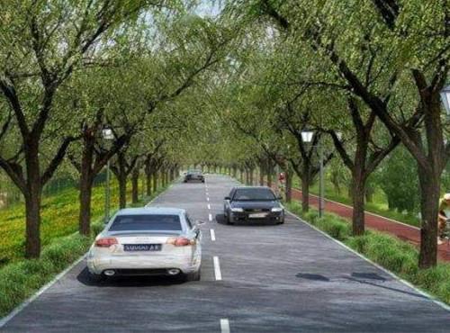 廊坊市永定河绿廊工程(九州园、西昌园西延段)