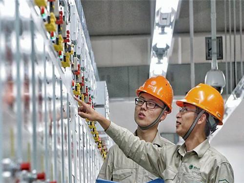 国网北京新机场110千伏变电站工程