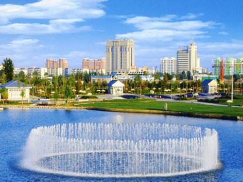 廊坊经济技术开发区水资源可持续发展分析报告